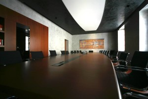 sala commissione parlamentare