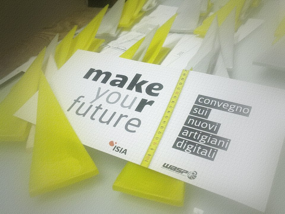 """Make your Future"" Sabato 10 maggio a Faenza"