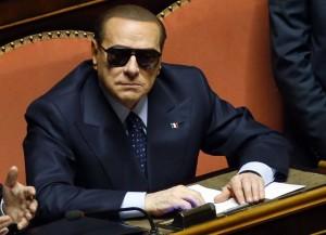 Sivlio Berlusconi