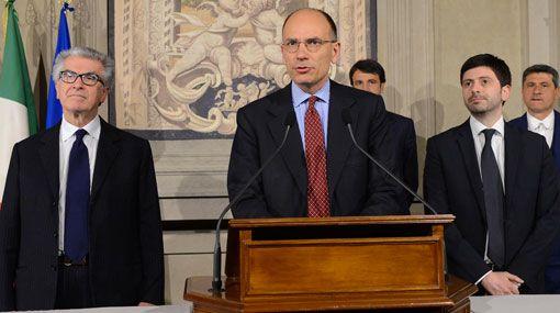 Il Governo inizia con la fiducia: domani sul decreto n°43