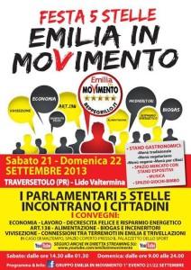 festa movimento