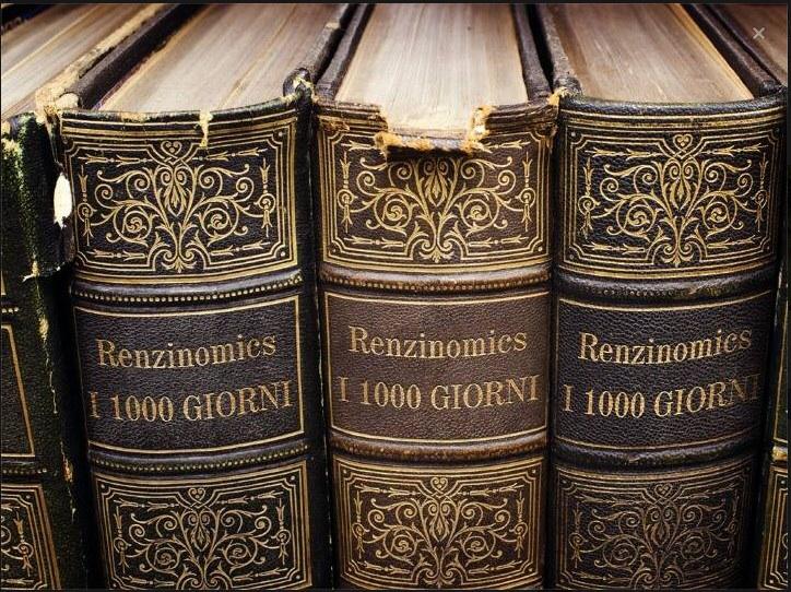 Replica a Renzi sul programma 1000 giorni