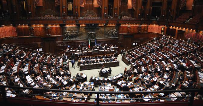 Deputati a Montecitorio: produttività e non solo