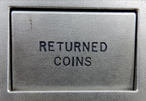 RETURNED COINS