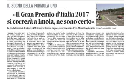 Formula 1, obiettivo Imola