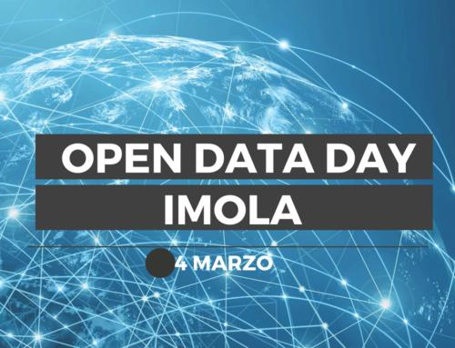 Anche a Imola l'Open Data day!