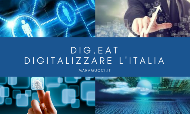 DIGEat 2017, la verità sul digitale in Italia