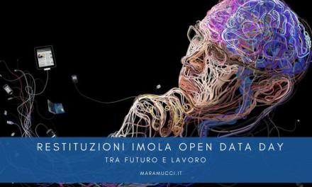 Restituzioni Open Data Day Imola!