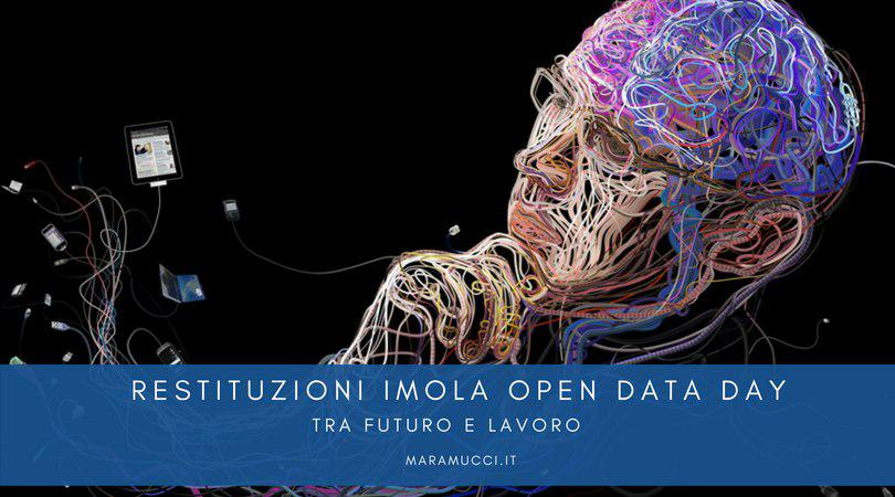Restituzioni Open Data Day Imola!